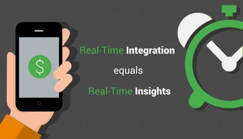 Real-time Integration = Real-time Insights