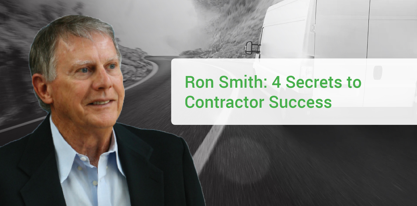 4 Secrets to Contractor Success