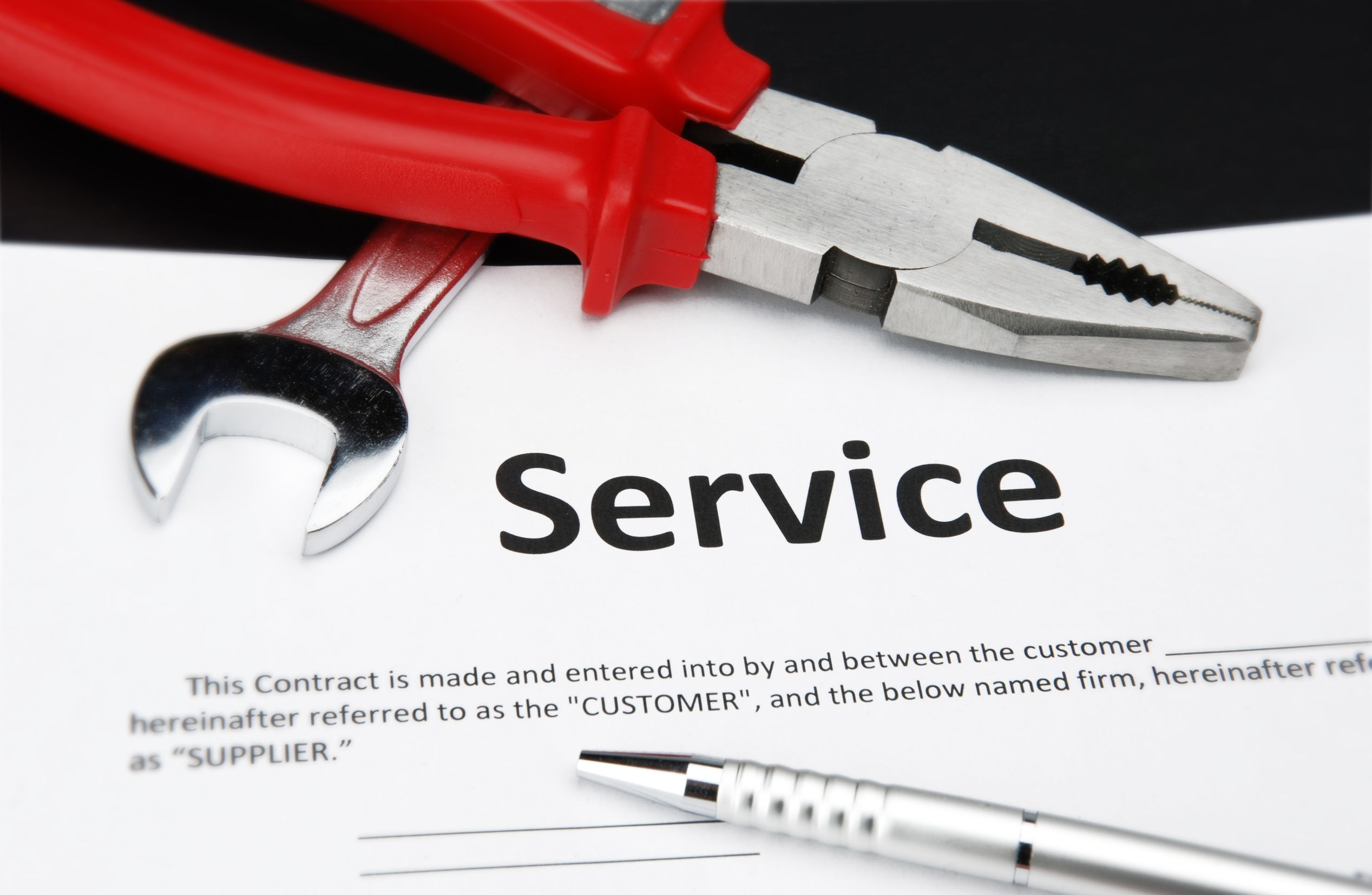 Service Agreements for the Slow Season