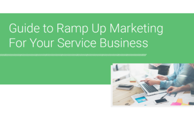 [White Paper] Guide to Ramp Up Your Service Business Marketing