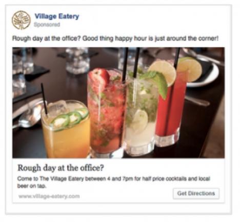 HVAC Facebook Ads - Local Awareness Ads