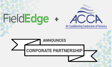 FieldEdge Partners with The Air Conditioning Contractors of America
