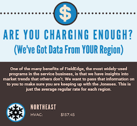 are you charging enough infographic