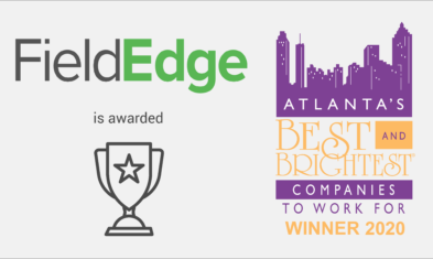 FieldEdge is Awarded Atlanta's Best and Brightest Companies to Work For® Winner 2020