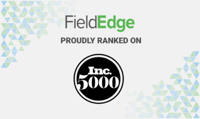 FieldEdge Recognized on the Inc. 5000 List for Fourth Consecutive Year