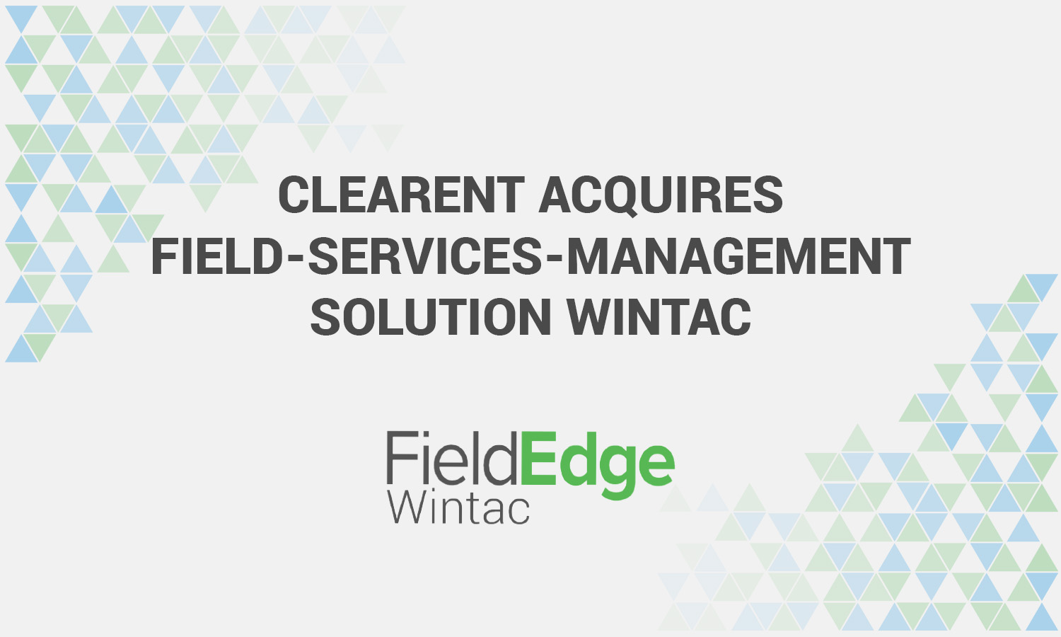 fieldedge wintac acquisition