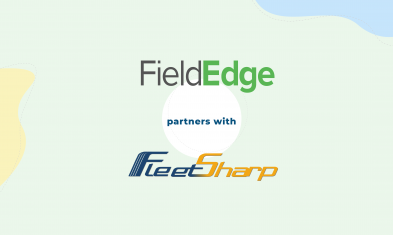 FieldEdge and FleetSharp Announce Partnership to Provide Advanced GPS Functionality