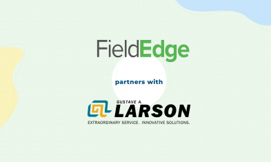 FieldEdge Partners with Gustave A. Larson Company as a Preferred Software Provider