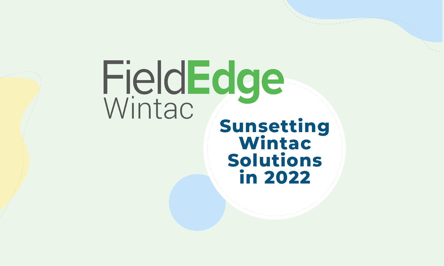 Wintac Sunsetting Banner