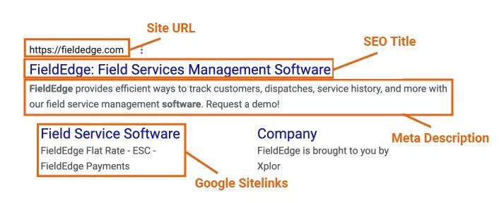 HVAC Marketing - Metadata Description in Search Results