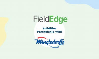 FieldEdge Solidifies Partnership with Mingledorff's