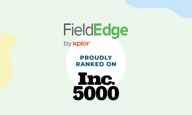 FieldEdge Recognized on the Inc. 5000 List for Fifth Year in a Row