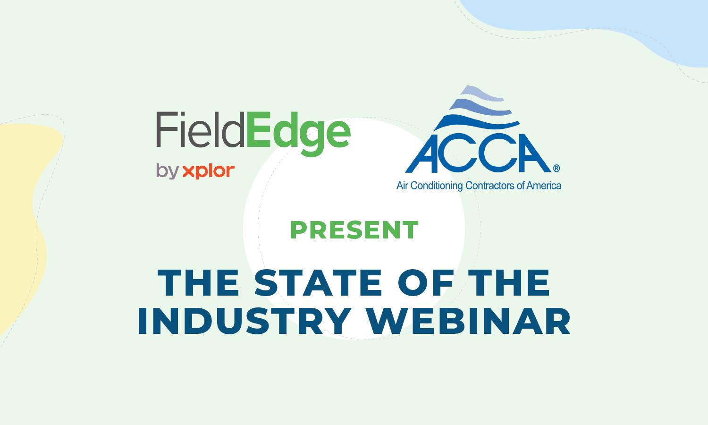 FieldEdge ACCA 2021 State of Industry webinar